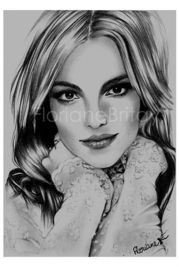 Britney Spears by FloBrit